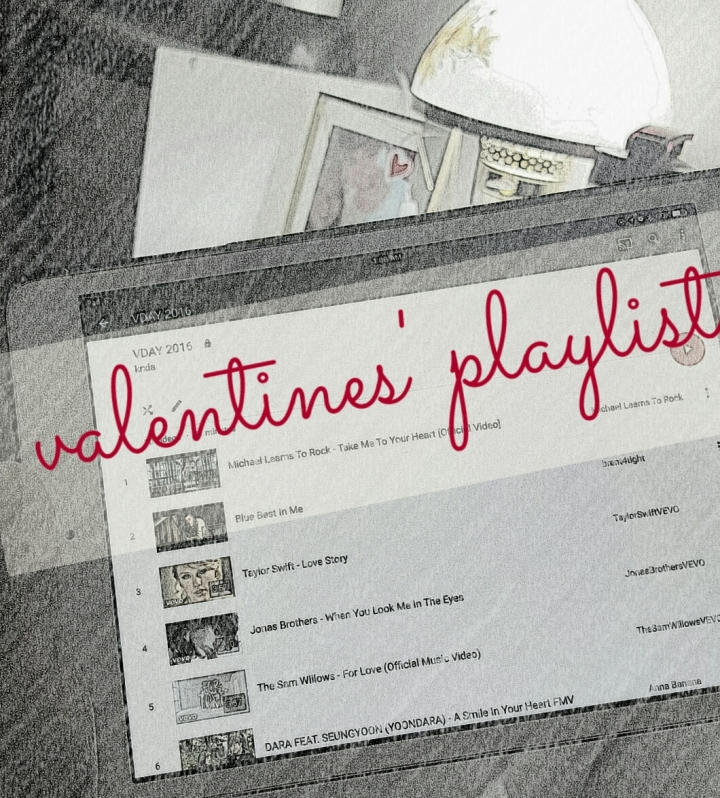LOVE SONGS TO PLAY ON LOVE DAY
