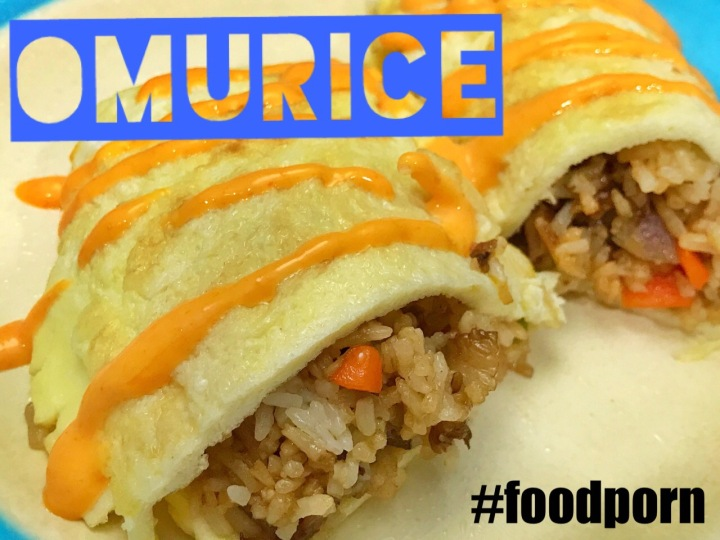 ADOBE OMURICE | Jap food with a Pinoytwist